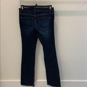 White House Black Market Women's slim boot Jeans